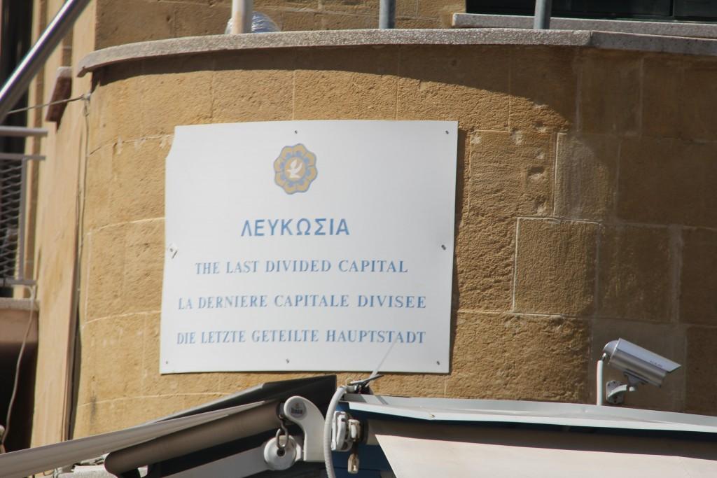 De grens (in Cyprus)